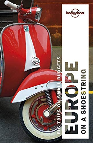 Lonely Planet Europe on a shoestring Multi Country Guide product image