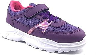 Cool 20-S11 Filet Mor Kız Çocuk Yazlık Spor Ayakkabı