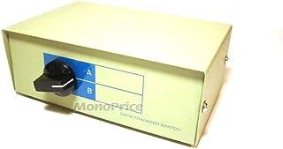 Monoprice 2 Way DB9 Data Switch Box AB-Male (Open Box)