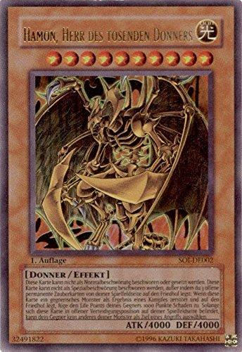 SOI-DE002 Hamon, Herr des Tosenden Donners Ultimate Rare