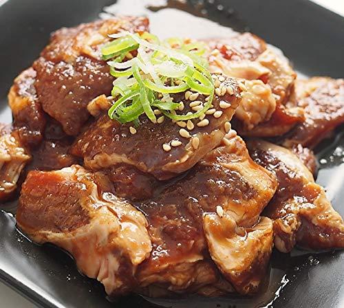 [スターゼン] 焼肉 国産 味付けはらみ 1,6kg (160g×10パック)業務用 大容量 味付き肉 生ホルモン 小分け 冷凍食品