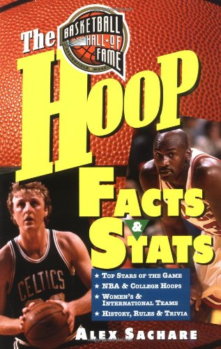 The Basketball Hall of Fame's Hoop Facts and Stats: Records and Stories from the Naismith Memorial Basketball Hall of Fame