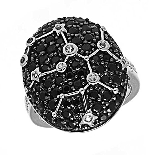 Hutang Jewelry  -  925 Sterling-Silber  Sterling-Silber 925     Spinelle Weißtopas