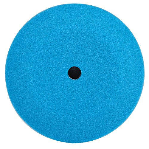 "Wizards Bendi Buff Finishing Buffing Pad (8"", 2 Blue Pads)"