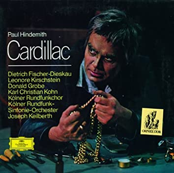 Hindemith: Cardillac; Mathis der Maler (Excerpts)