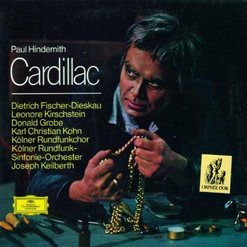 Hindemith: Cardillac - (1926) / Act 2 -