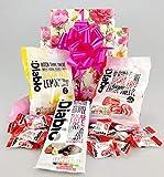 Caja de regalo para diabéticos, una selección de los mejores chocolates y dulces sin azúcar, apto para diabéticos