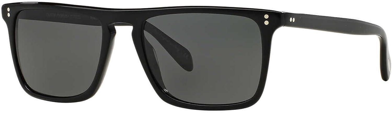 Oliver Peoples BERNARDO High order OV5189S - 1005N5 BK BLACK We OFFer at cheap prices Sunglasses 5