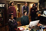 21inch x 14inch/52cm x 35cm Silicon Valley Season 6 Silk Poster Christmas Gift For Family Best Gift For Children