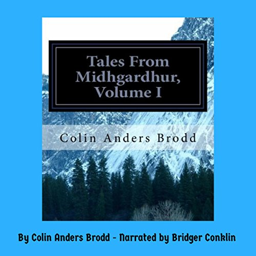 Tales from Midhgardhur, Book 1 audiobook cover art