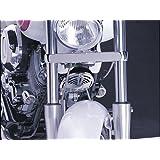ハリケーン(HURRICANE) ブレットウインカーキット (クリアーレンズ) Dスター HA5528C-01