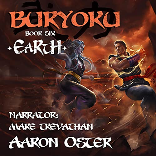 Earth Audiobook By Aaron Oster cover art