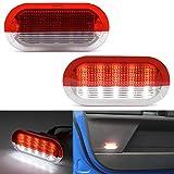 NSLUMO LED Courtesy Door Projector Light for VW...
