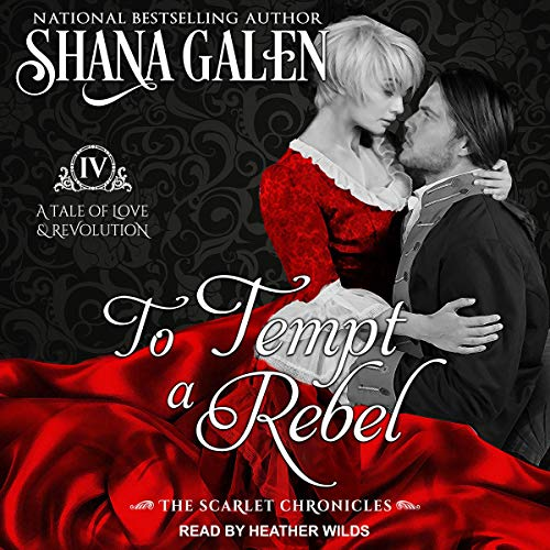 To Tempt a Rebel audiobook cover art