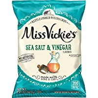 28-Count Miss Vickie's Flavored Kettle Potato Chips (Salt & Vinegar, 1.375oz bags)