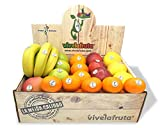 Fruta fresca a domicilio, cesta de 7 kilos - Vivelafruta.com