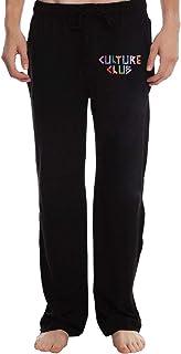Culture Club Logo Men's Sweatpants Lightweight Jog Sports Casual Trousers Running Training Pants