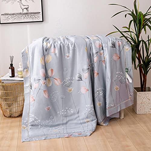yinying edredón de Seda Tianshi Summer es Salvo de Seda de Hielo para niños de Verano, Aire Acondicionado de Verano-Caudal_200 * 230