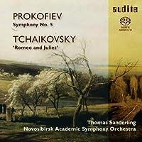 Symphony N 5/Romeo & Juliet by Thomas Sanderling