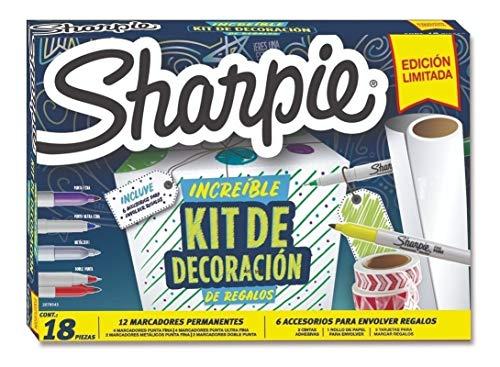 Kit de decoración de regalos Sharpie