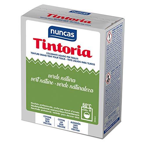 Nuncas Tintoria Cotone, lino, seta, viscosa verde natura - 260g