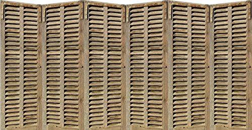 Plage Vinilo Cabecero de cama - persinanas venecianas, 60 x 160 cm