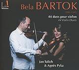 44 Duos Für Violinen - an Talich