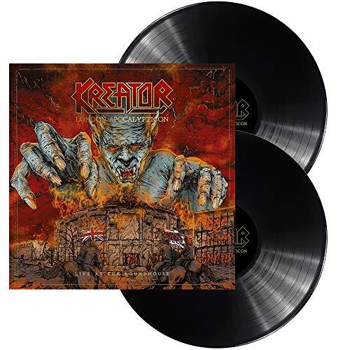 Kreator -London Apocalypticon (2 LP-Vinilo)