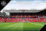 GB eye Ltd Manchester United, Old Trafford 17/18, Maxi