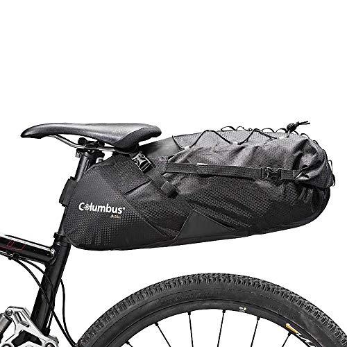 COLUMBUS- Saddle Bag 18L Bolsa de sillin de Bikepacking