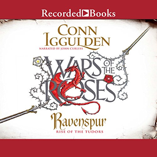 Ravenspur audiobook cover art