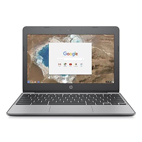 HP Chromebook 4GB RAM, 16GB eMMC with Chrome OS, Black