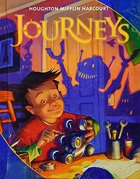 Hardcover Journeys: Grade 4, Student Edition Book