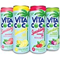 4-Pack Vita Coco Sparkling Water with Coconut Water 12 Oz
