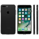 Highend berry iPhone8 iPhone7 Plus ケース 耐衝撃 ハイブリッド ケース アイフォン7 プラス アイフォン8 プラス カバー Unity 落下防止 用 ストラップ ホール 付き 保護キャップ 一体型 クリア