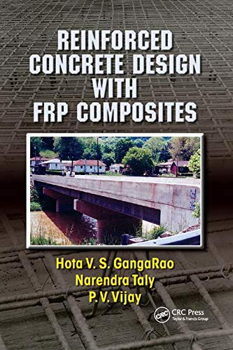 Reinforced Concrete Design with FRP Composites