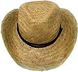 Muchachos Sombrero de Vaquero de Paja / Vestido de Lujo Sombrero de Vaquera
