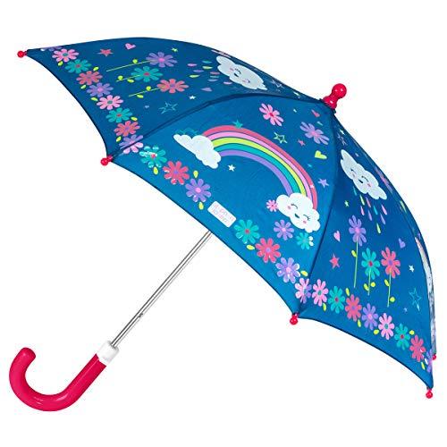 "Stephen Joseph Kids' Color Changing Umbrella, RAINBOW, 23""X28"