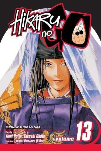 HIKARU NO GO GN VOL 13