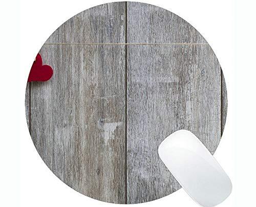 Einzigartige kundenspezifische runde Mausunterlage Mousepad, Seil-Themen-runde Mausunterlagen