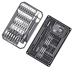 small JAKEMY 73 in 1S2 Precision screwdriver set for long bit Repair tool set Electronic magnet driver…
