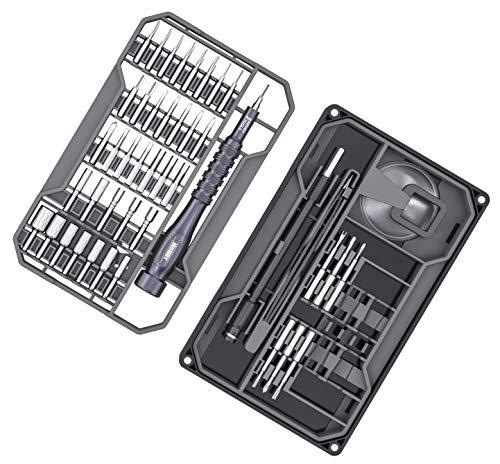 JAKEMY 73 in 1 S2 Long Bits Precision Screwdriver Set Repair Tool Kit Electronics Magnetic Driver...