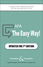 APA: The Easy Way (Updated for 7th Edition)