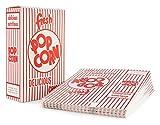 Snappy Popcorn 2E Close-Top Popcorn Box, 100/Case, 5 Pound