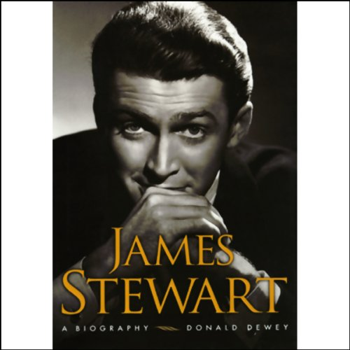 James Stewart cover art