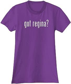The Town Butler got Regina? - A Soft & Comfortable Women's Junior Cut T-Shirt