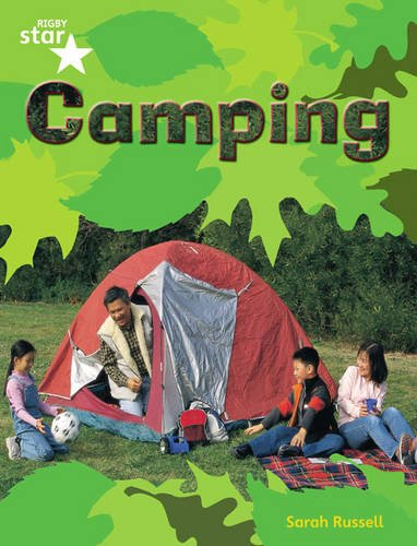 Rigby Star Guided Quest Green: Camping Pupil Book (Single) (STARQUEST)