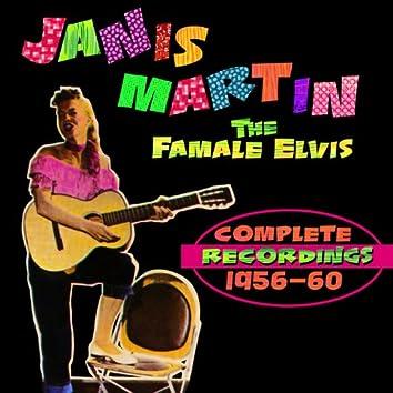 The Female Elvis - Complete Recordings 1956-60
