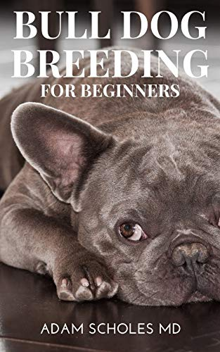 BULLDOG BREEDING BEGINNERS GUIDE: The Complete Owners Guide To Buying, Owning, Grooming And Training Bulldogs