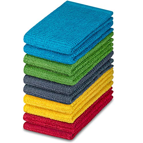 Top 10 Best Selling List for colored kitchen towels